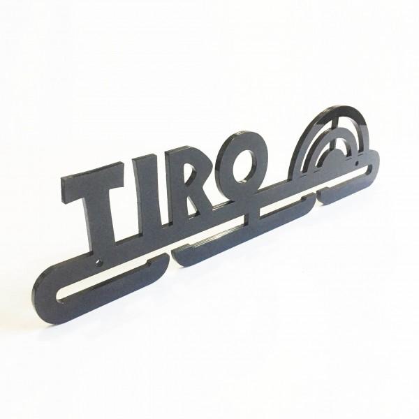Medallero TIRO Acrílico