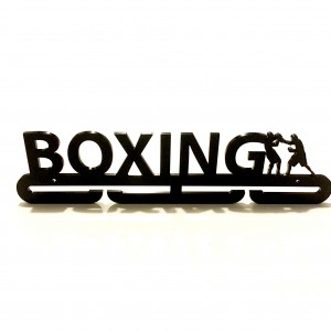 Medallero BOXING acrilico
