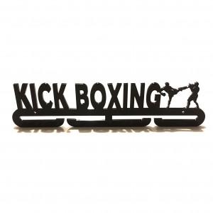 Medallero KICK BOXING acrilico