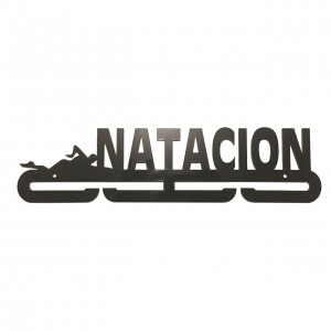 Medallero NATACION ACRILICO