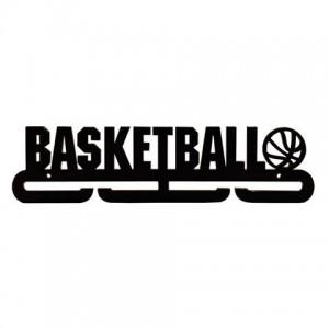 Medallero Basketball Acrílico
