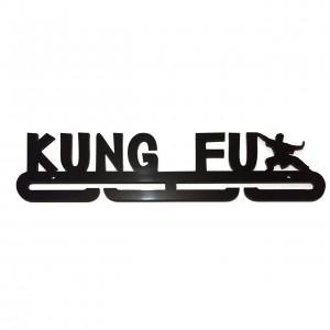 Medallero Kung Fu Acrílico